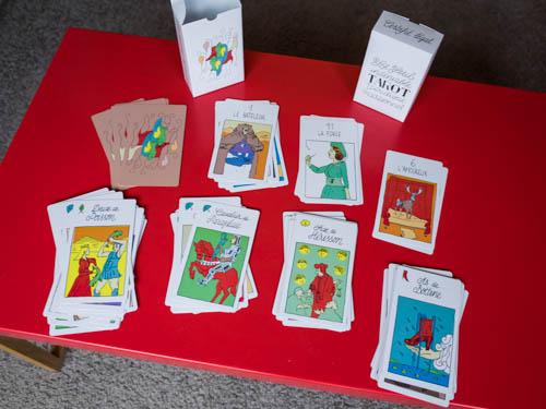 Le seul indéniable Tarot véridique traditionnel