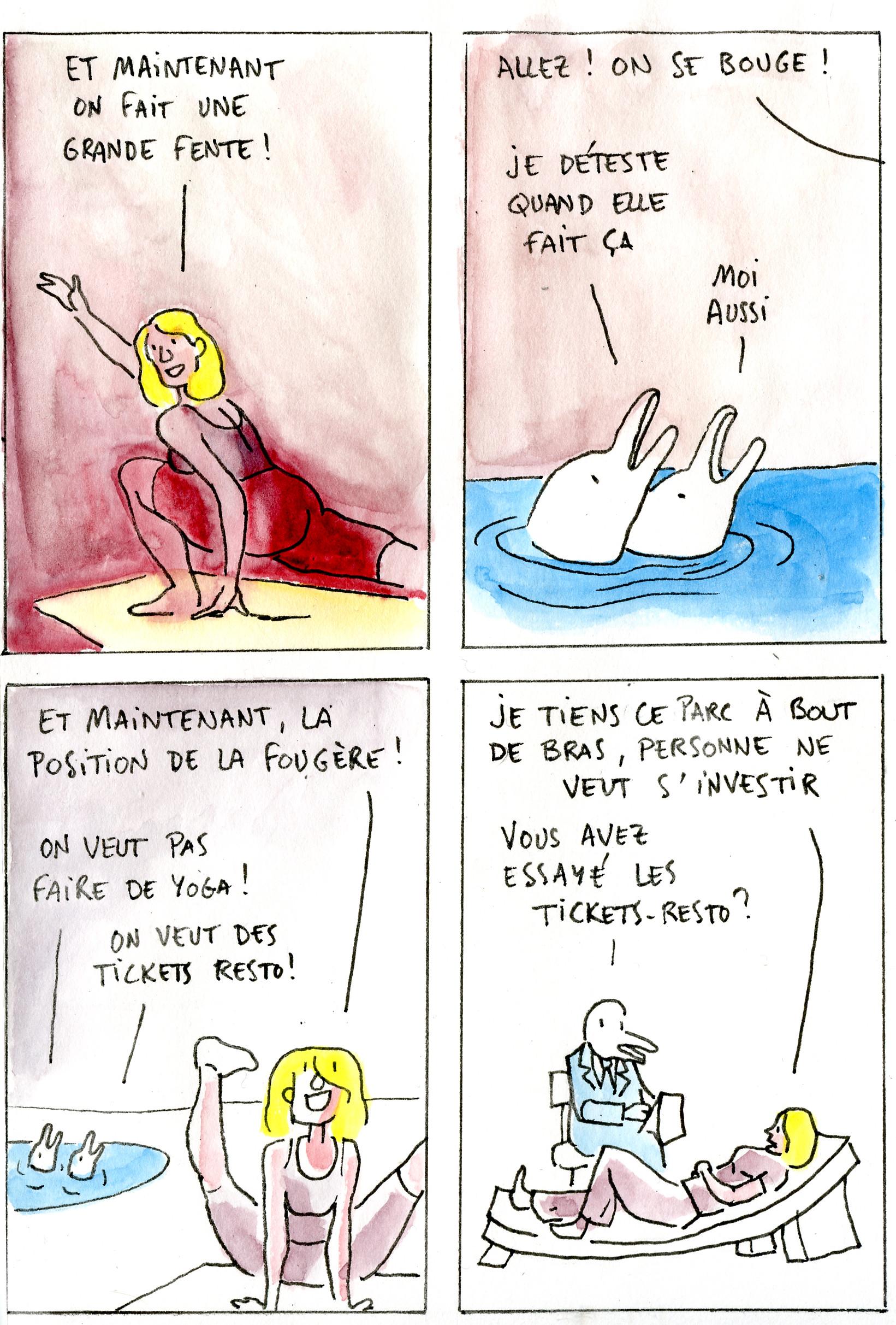 Contrariété #5 – la grande fente
