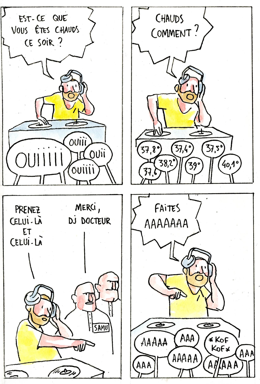 Contrariété #15 – DJ Docteur