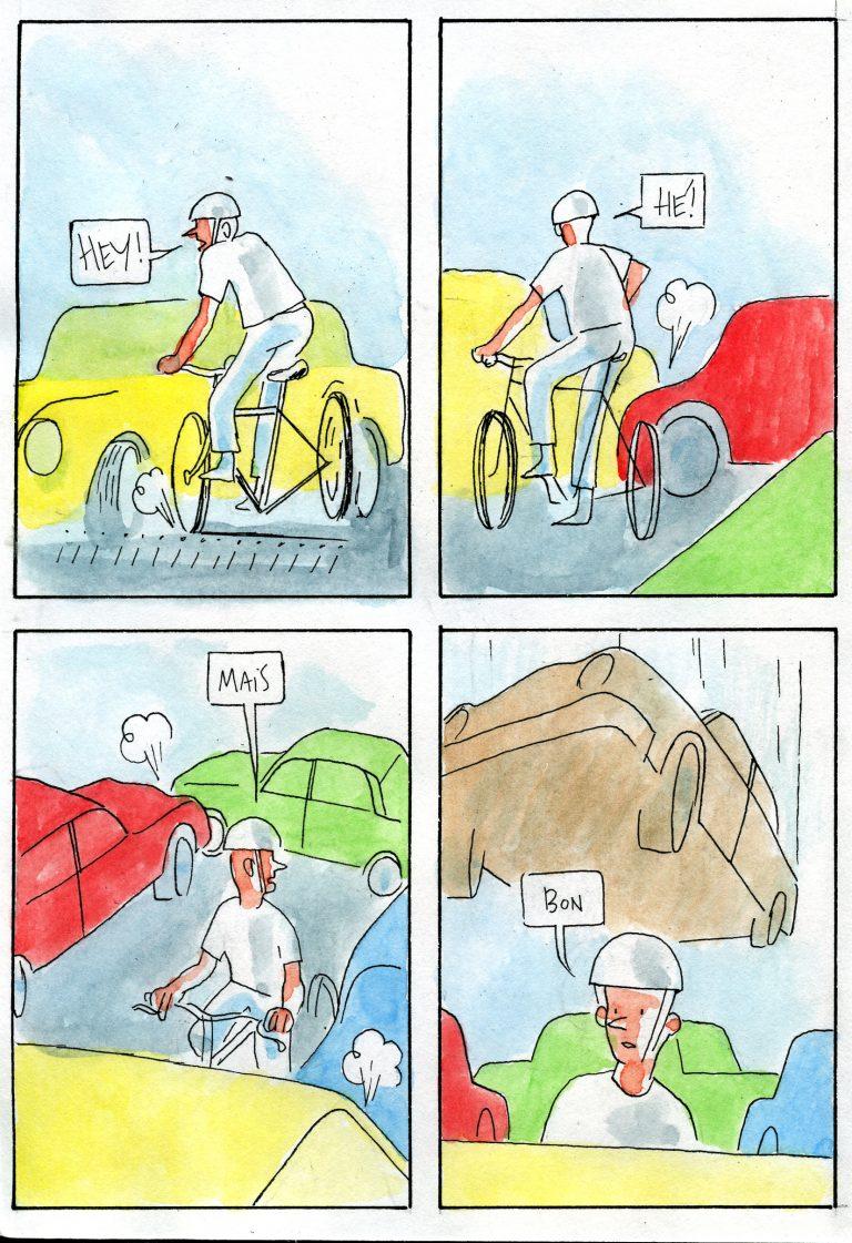 Contrariété #161 – On ne passe pas